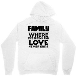 family quote 3 Unisex Hoodie | Artistshot