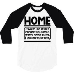 family quote 4 3/4 Sleeve Shirt | Artistshot