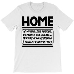 family quote 4 T-Shirt | Artistshot