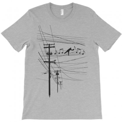 Electro Music T-shirt Designed By Jokers