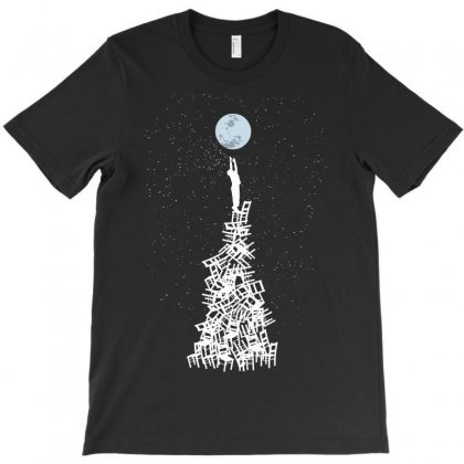 Go To Moon T-shirt Designed By Jokers