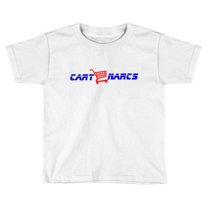 Cart Narcs Toddler T-shirt Designed By Melissa Store
