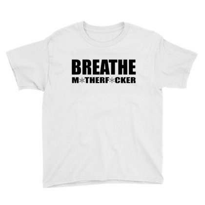 Breathe Youth Tee Designed By Jacqueline Tees
