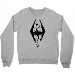 Skyrim  Symbol Crewneck Sweatshirt | Artistshot