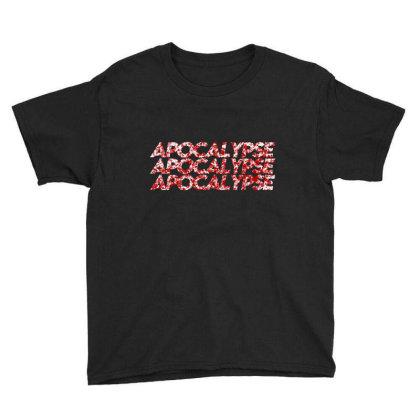 Apocalypse Youth Tee Designed By Zee Arunika