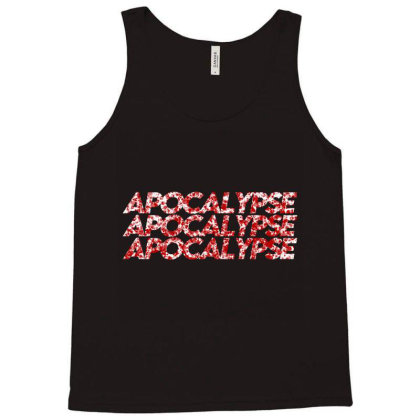 Apocalypse Tank Top Designed By Zee Arunika