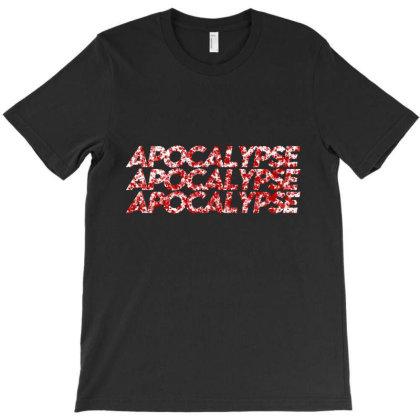 Apocalypse T-shirt Designed By Zee Arunika
