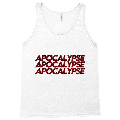 Apocalypse (black) Tank Top Designed By Zee Arunika