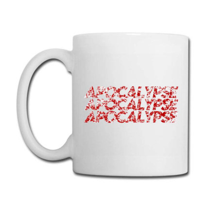Apocalypse Coffee Mug Designed By Zee Arunika