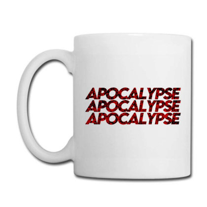 Apocalypse (black) Coffee Mug Designed By Zee Arunika