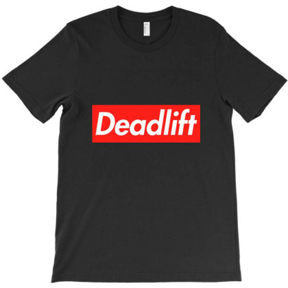 Deadlift T-shirt Designed By Flaptzy