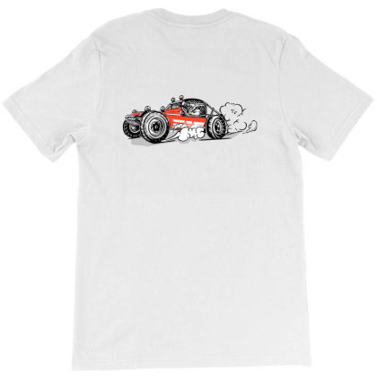 Vintage Buggy Tshirt T-shirt Designed By Mjfirdaus