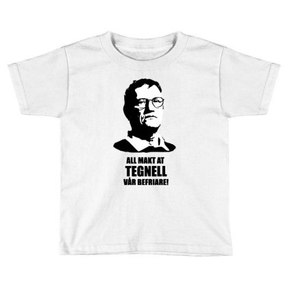 Anders Tegnell Toddler T-shirt Designed By Cooldesignz