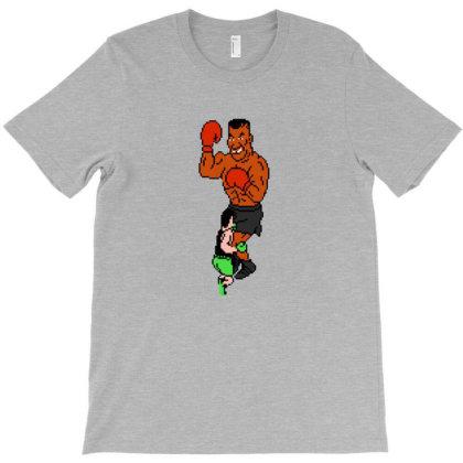 Iron Punch T-shirt Designed By Nretys