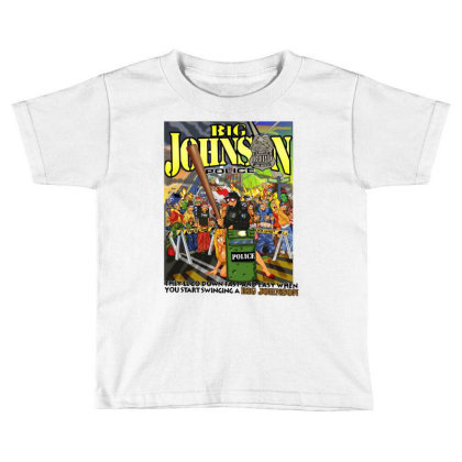 Comic Geek Funny Toddler T-shirt Designed By Zig Street
