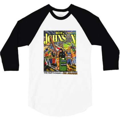 Comic Geek Funny 3/4 Sleeve Shirt Designed By Zig Street