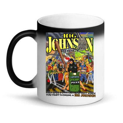 Comic Geek Funny Magic Mug Designed By Zig Street