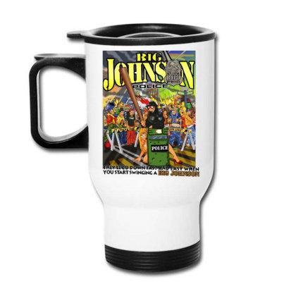 Comic Geek Funny Travel Mug Designed By Zig Street