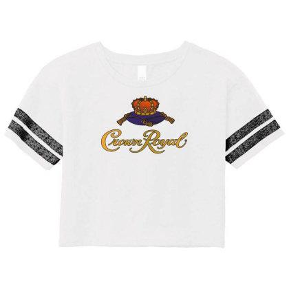 Crown Royal Scorecard Crop Tee Designed By Erni