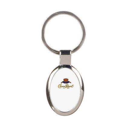 Crown Royal Oval Keychain Designed By Erni