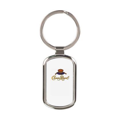 Crown Royal Rectangle Keychain Designed By Erni