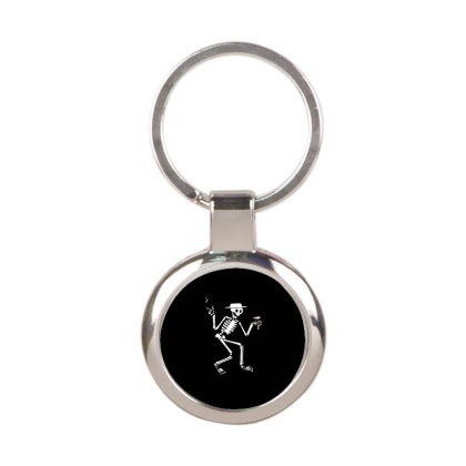 Social Distortion Fan Round Keychain Designed By Ronandi