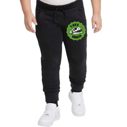 T Rex Ranch Youth Jogger Designed By Jablay