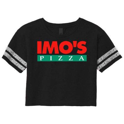Imo's Pizza 2020 Scorecard Crop Tee Designed By Sephia