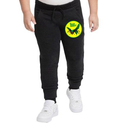 The Green Hornet Logo Youth Jogger Designed By Mdk Art