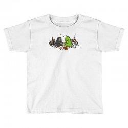 godzilla by kingkong picnic Toddler T-shirt   Artistshot