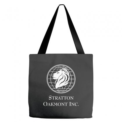 Street Stratton Oakmont Penny Stock Company Tote Bags Designed By Mdk Art