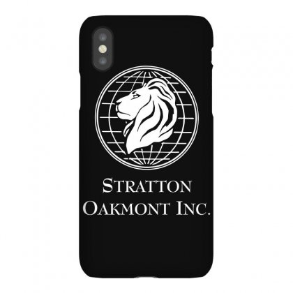 Street Stratton Oakmont Penny Stock Company Iphonex Case Designed By Mdk Art
