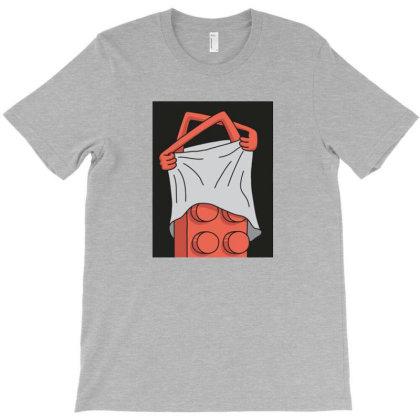 Striptease Building Block T-shirt Designed By Btyres