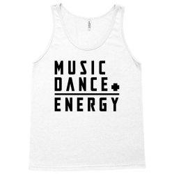 music plus dance is energy Tank Top   Artistshot