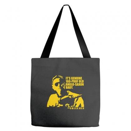 The Omega Man Charlton Heston Tote Bags Designed By Mdk Art
