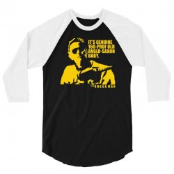 the omega man charlton heston 3/4 Sleeve Shirt   Artistshot