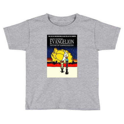 Neon Genesis Toddler T-shirt Designed By Cooldesignz