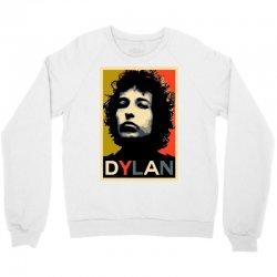 Bob Dylan Crewneck Sweatshirt   Artistshot