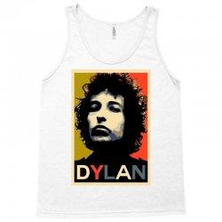 Bob Dylan Tank Top   Artistshot