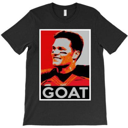 Goat Hope Tom Brady T-shirt Designed By Grace 4u