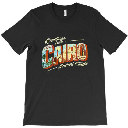 Cairo, Egypt T-shirt Designed By Ngregs