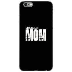 strongest mum iPhone 6/6s Case   Artistshot
