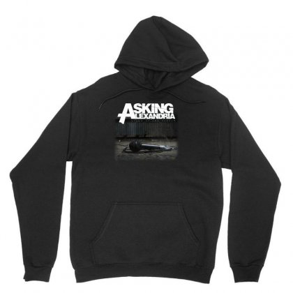 Asking Alexandria Stand Up And Scream Metalcore Parkway Drive Unisex Hoodie Designed By Iamar25