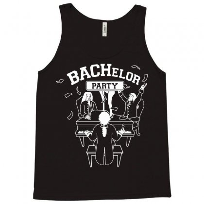 Bachelor Party Tank Top Designed By Iamar25