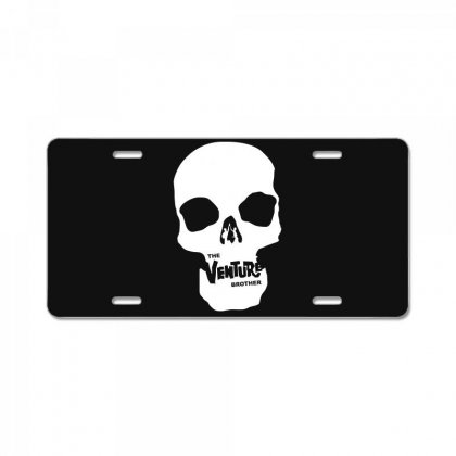 The Venture Brothers License Plate Designed By Mdk Art