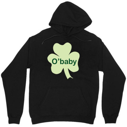 O'baby Unisex Hoodie Designed By Megaagustina