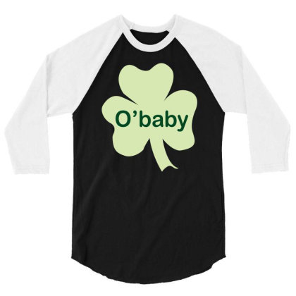 O'baby 3/4 Sleeve Shirt Designed By Megaagustina