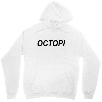 Octopi Unisex Hoodie Designed By Megaagustina