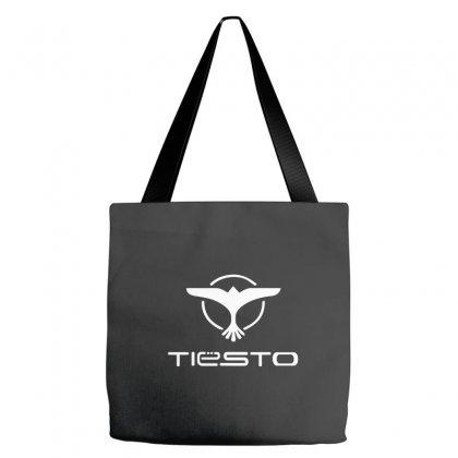 Tiesto Bird Logo Tote Bags Designed By Mdk Art