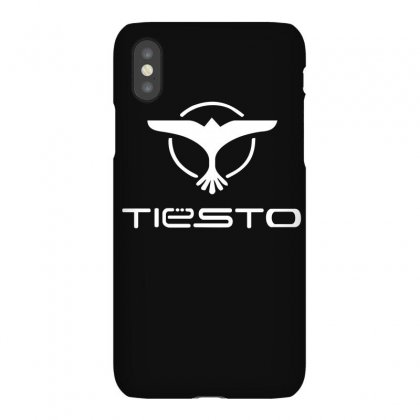 Tiesto Bird Logo Iphonex Case Designed By Mdk Art